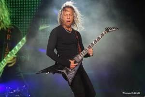Kirk Hammett - Photo by Tom Collins