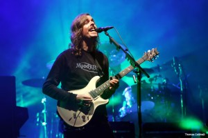 Mikael Åkerfeldt of Opeth - Photo by Tom Collins