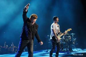 U2 The Joshua Tree 30th Anniversary Tour - Photo by Tom Collins