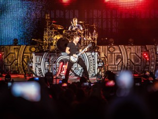 Nickelback on Feed the Machine tour at Darien Lake