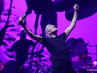 Roger Waters Dark Side of the Moon tour - Photo by Tom Collins