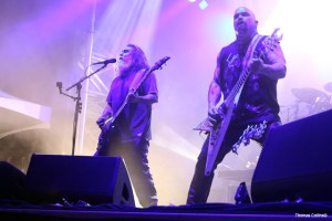 SLAYER - Photo by Tom Collins - Rock Titan TV