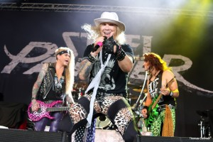 Steel Panther at Rock Allegiance