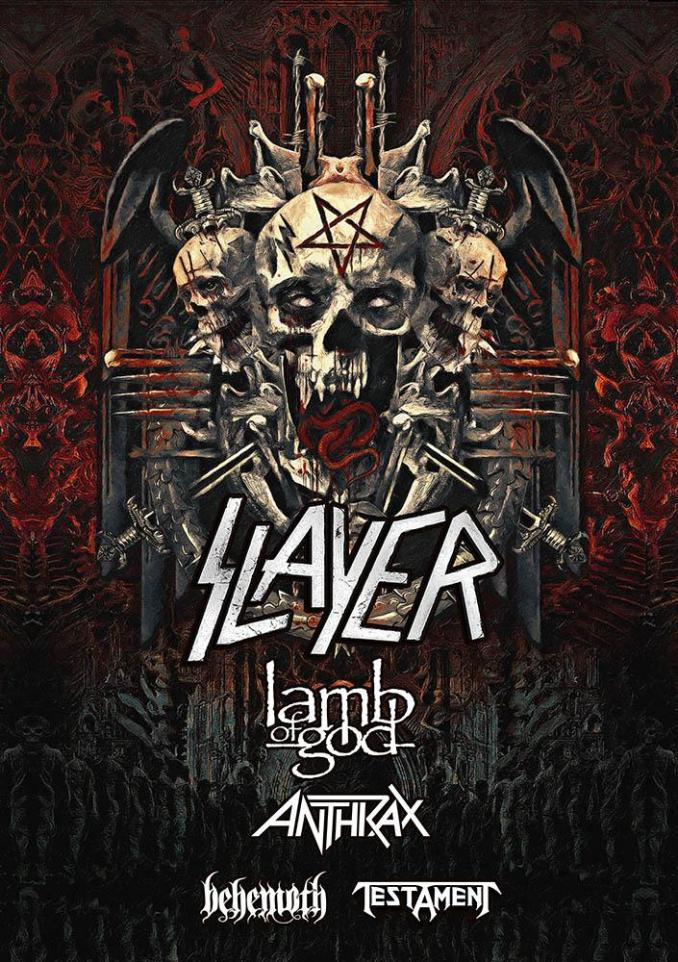 SLAYER Final Tour