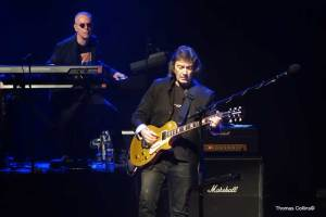 Steve Hackett at The Scottish Rite - Photo by Tom Collins