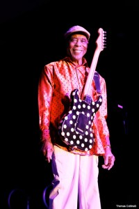Buddy Guy photo by Tom Collins