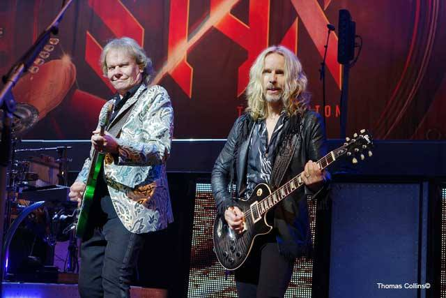 Styx - Photo by Tom Collins