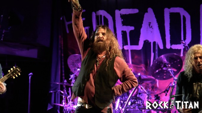 John Corabi - Photo by Rock Titan TV