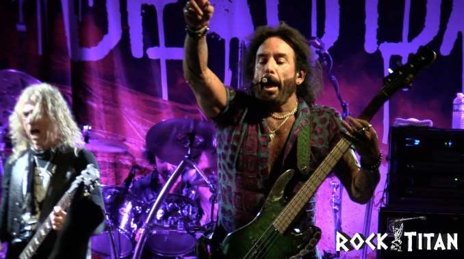 Marco Mendoza - Photo by Rock Titan TV