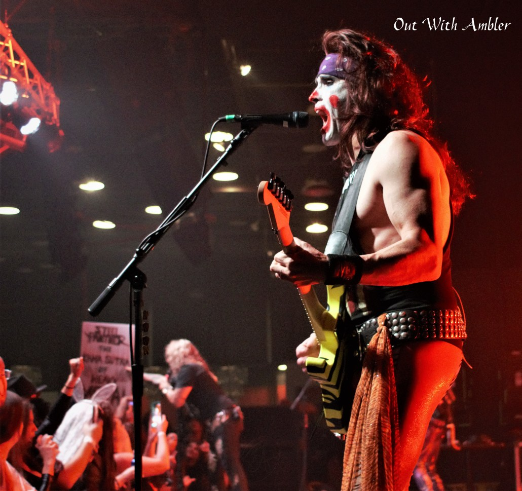 Steel Panther - Photo by Ambler Irby - Rock Titan TV