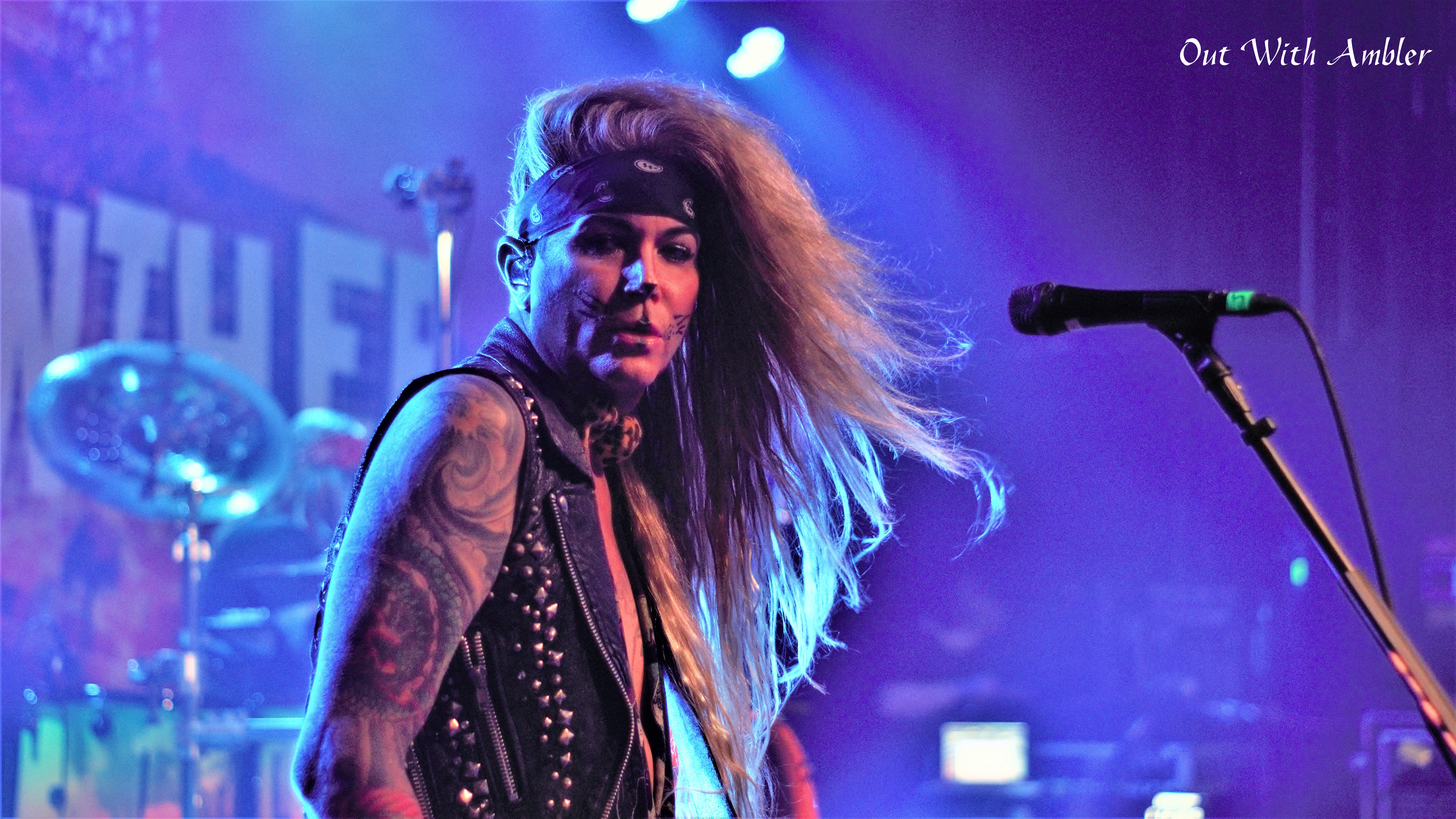 Steel Panther ...