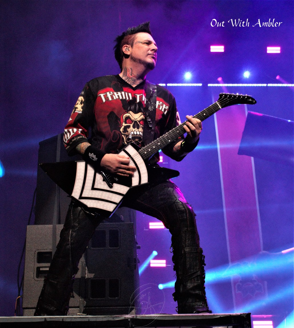 Five Finger Death Punch - Photo by Ambler Irby -  Rock Titan TV