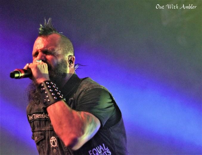 Killswitch Engage - Rock Titan - Photo by Ambler Irby