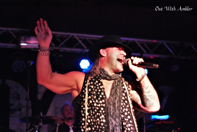 Fozzy - Photo by Out With Ambler for Rock Titan TV