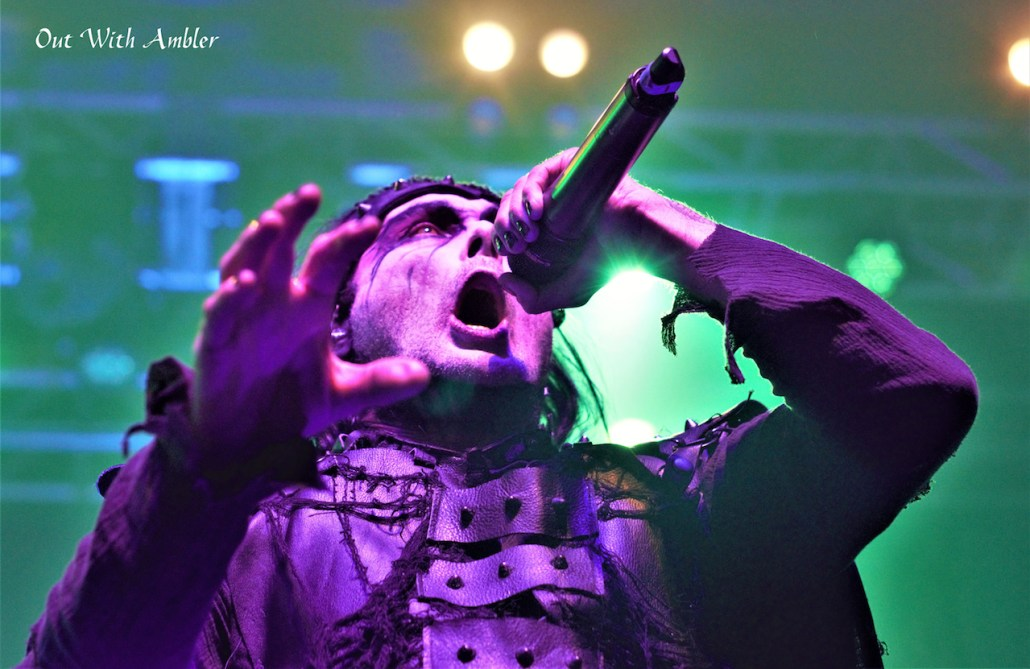 Cradle of Filth - Photos by Out With Ambler
