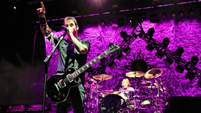 Godsmack - Photo by Out With Ambler - Rock Titan