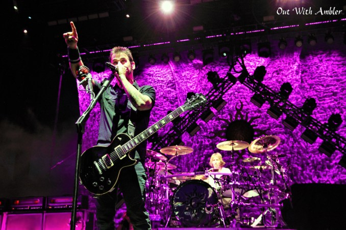 Godsmack - Photo by Out With Ambler - Rock Titan
