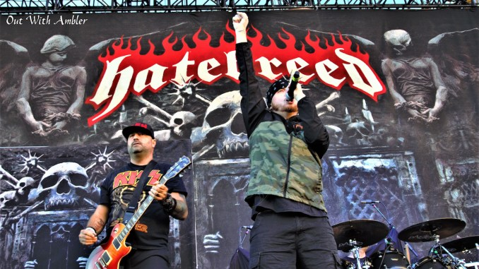 Hatebreed - Photo by Out With Ambler - Rock Titan