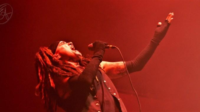 Ministry - Photo by Ambler - Rock Titan