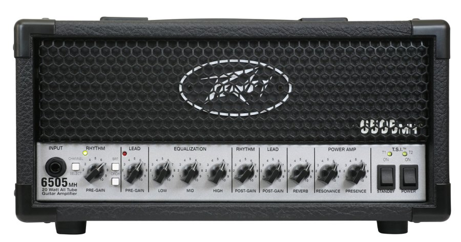New Peavey 6505 MG Guitar Amplifier