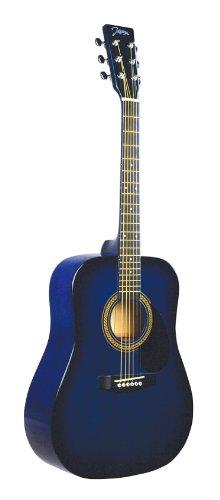 NEW Johnson JG-610-BL-1/2 Acoustic Guitar