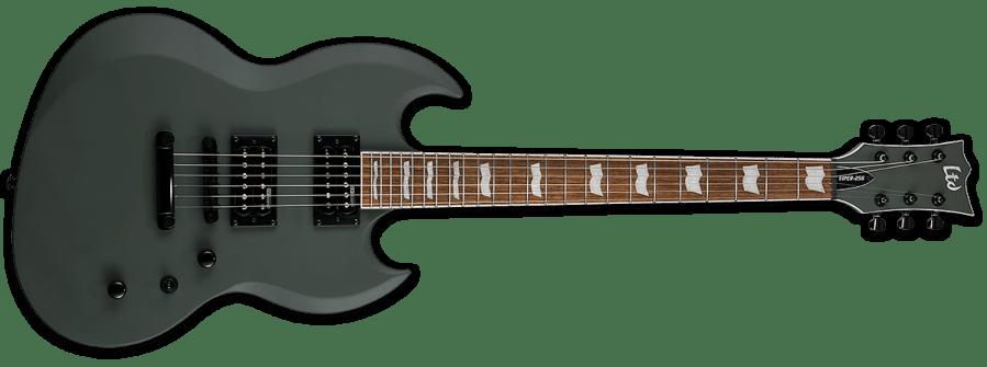 NEW ESP LTD VIPER-256 Military Green Satin Electric Guitar