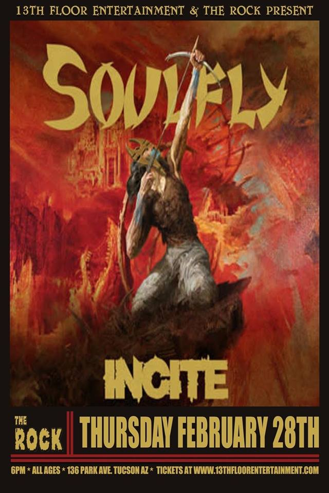 Soulfly and Incite