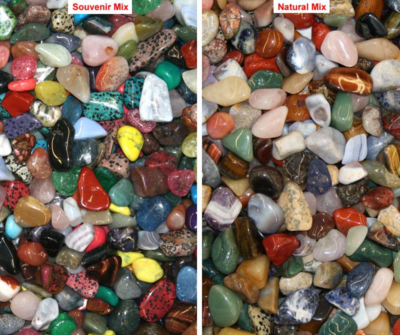 Polished Stones  Bulk Tumbled Stones