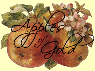Apple and Blossom paint 2