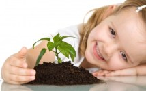 cute-baby-girl-plant-wallpaper