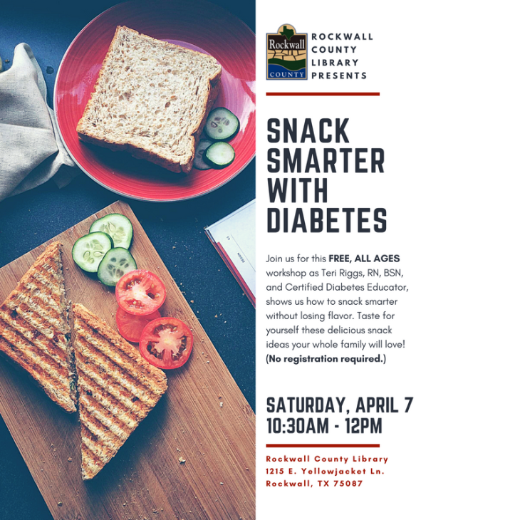 Snack Smarter with Diabetes-Small
