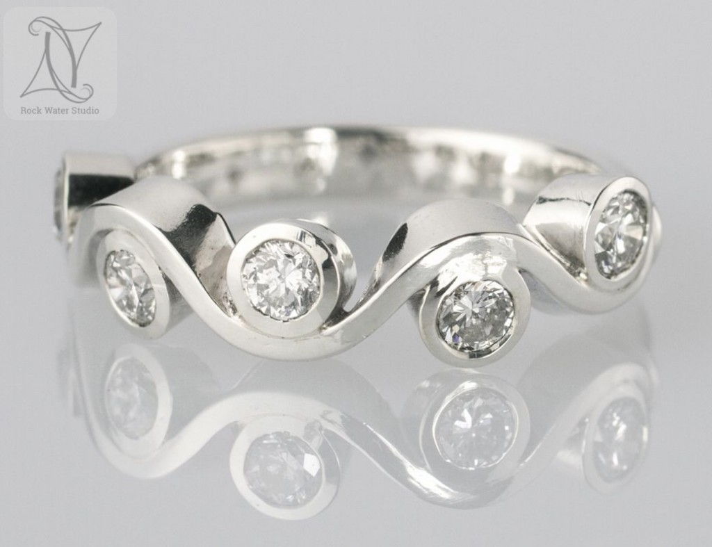 The Most Beautiful Wedding Rings Silver Wedding