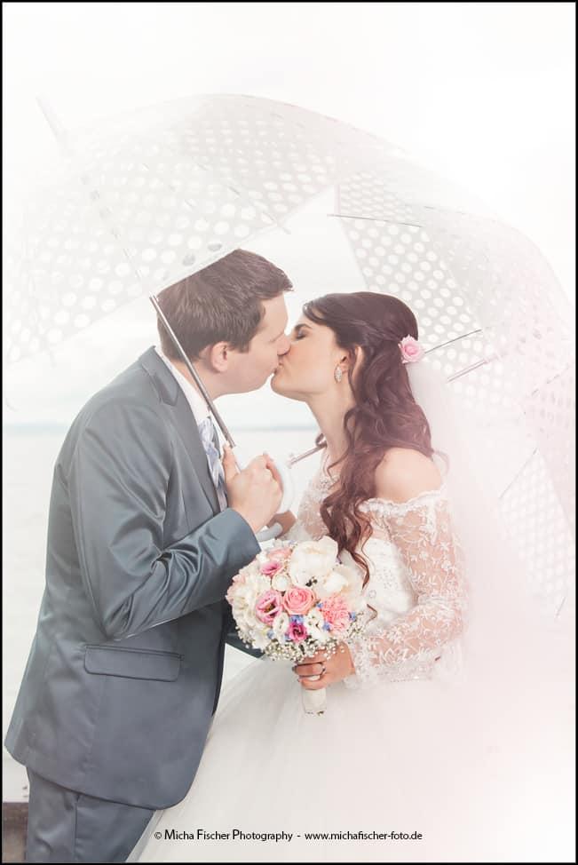 Wir Hochzeitsplaner am schnen Bodensee auf einer Mai
