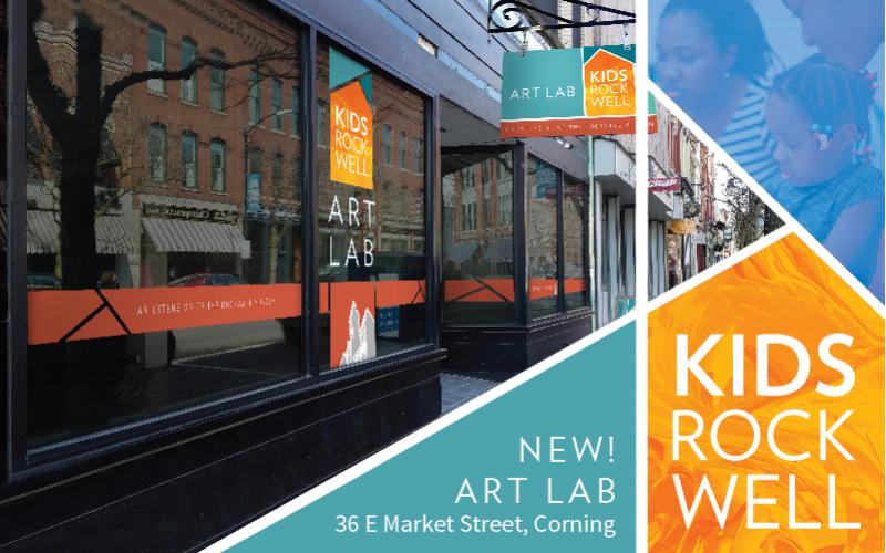 kids rockwell art lab
