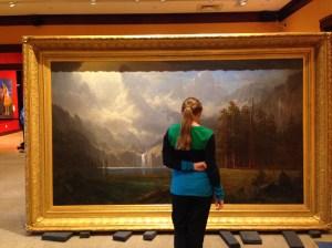 Albert Bierstadt Mount Whitney