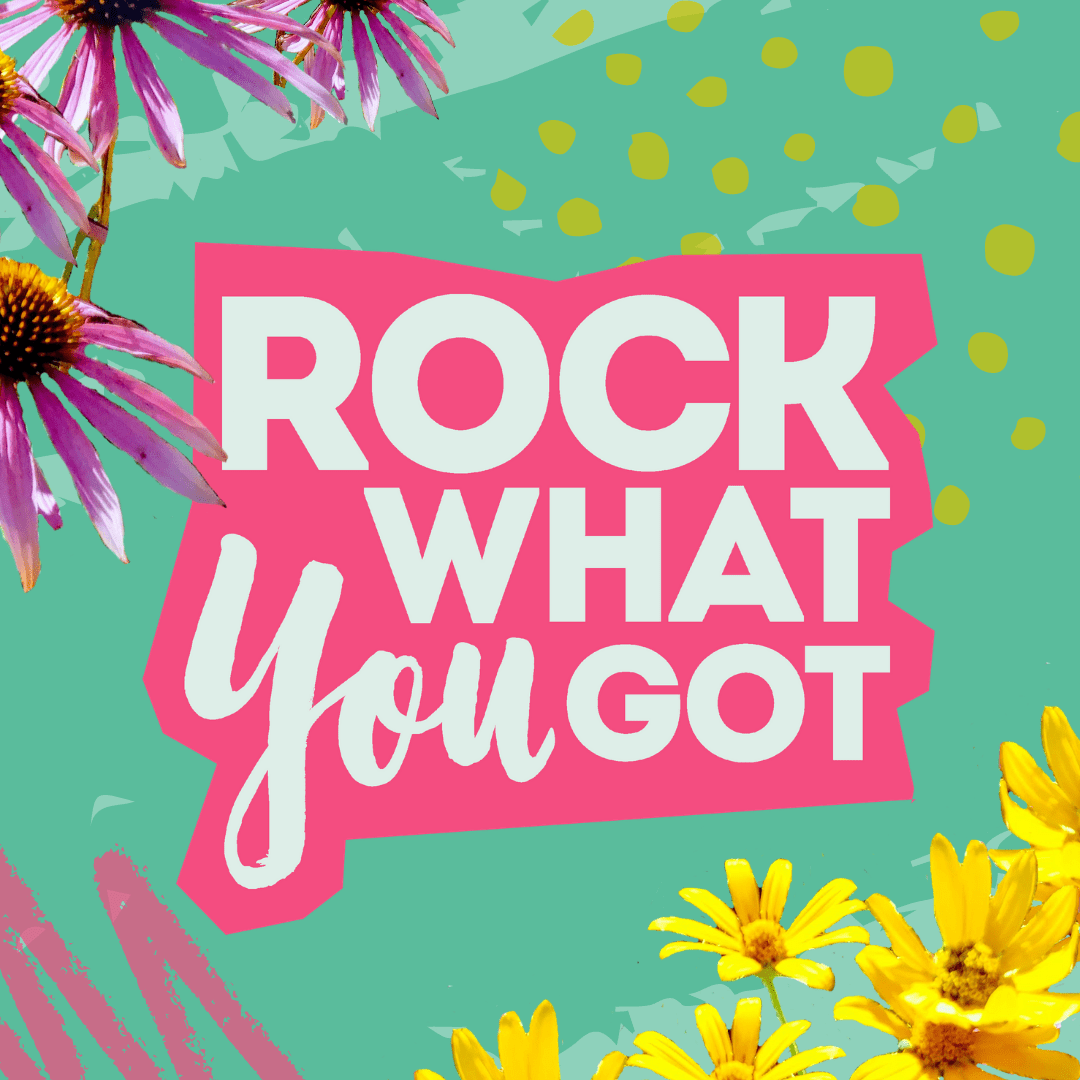 Events rock what you got Women's Summit