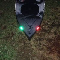 Kayak LED Nav Lights - Rockwood LED Kayak Lighting Kits