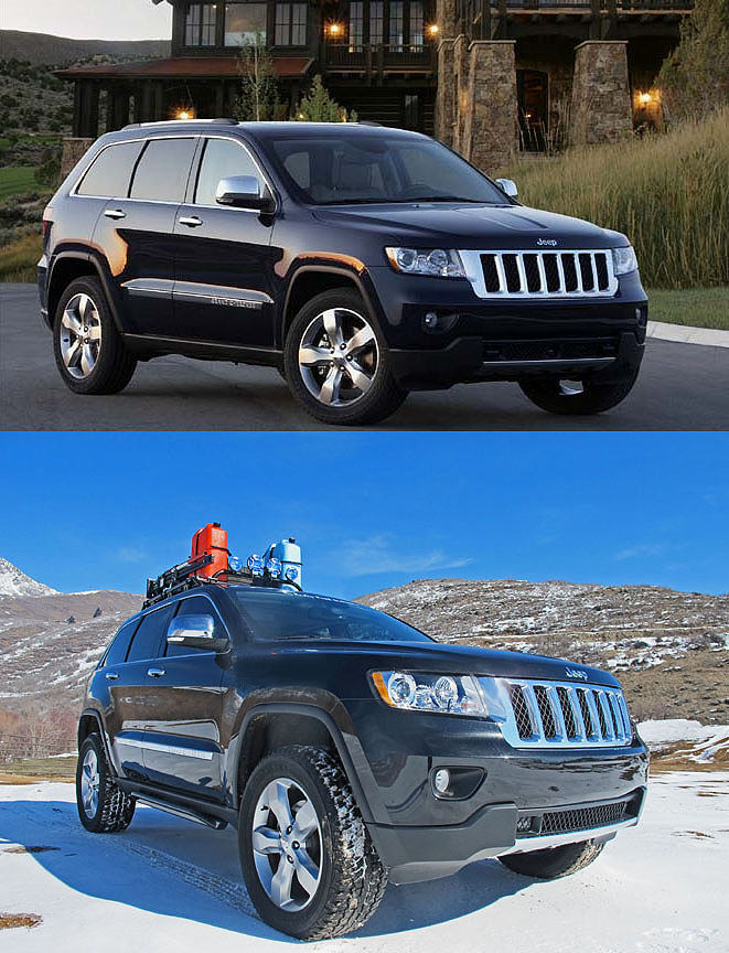 Jeep Grand Cherokee Leveling Kits : grand, cherokee, leveling, Leveling, Level, Grand, Cherokee