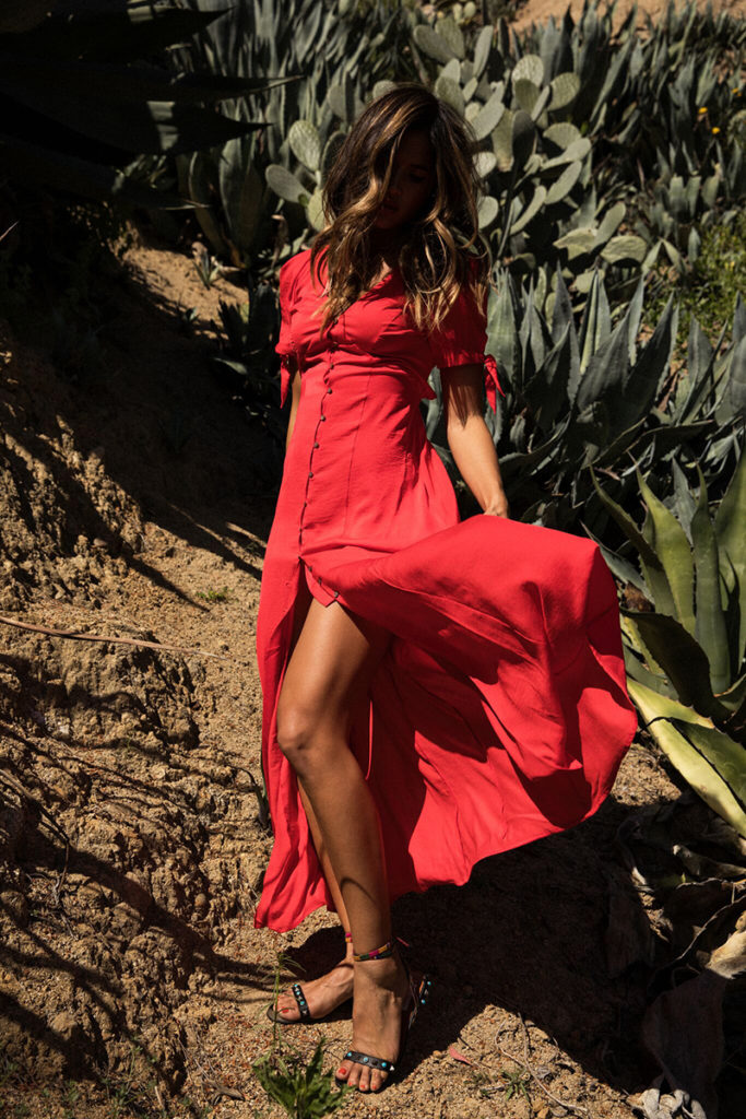 Lady in Red  A Gypset Lifestyle