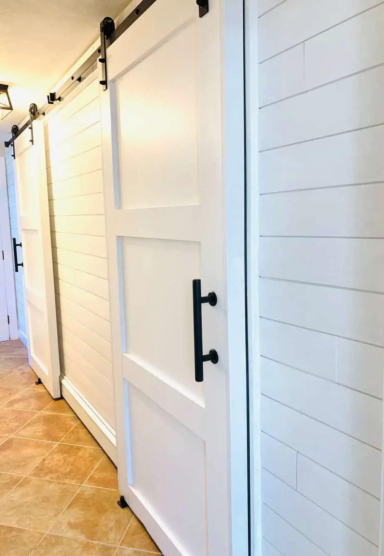 DIY Modern Farmhouse Barn Door » Rocky Canyon Rustic