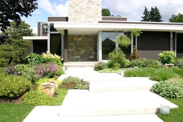 modern rocky dale gardens
