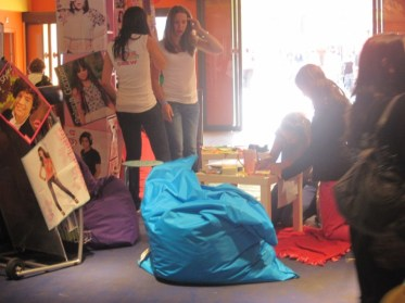 Walibi Holland Meiden Summer Event 2012