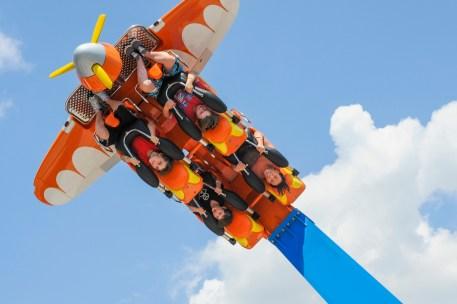 Gondel van de Air Race