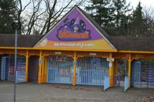 Avonturenpark Hellendoorn winter 2014