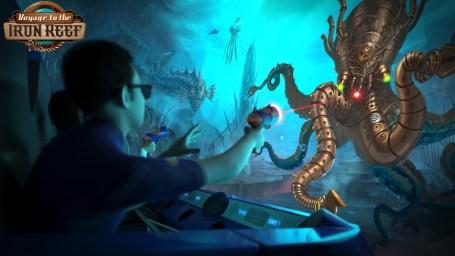 Voyage Iron Reef 3
