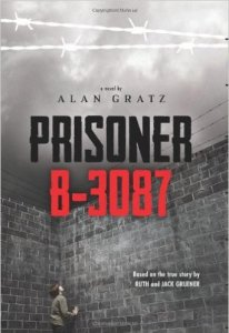 Front book cover of Prisoner B-3087