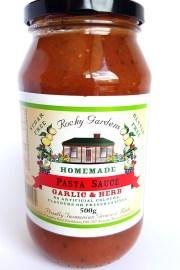 Garlic & Herb Pasta Sauce