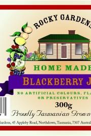 Blackberry Jam 300g