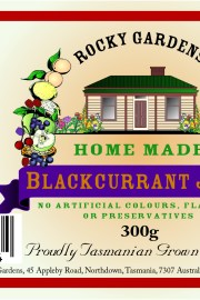 Blackcurrant Jelly Nutritional Information
