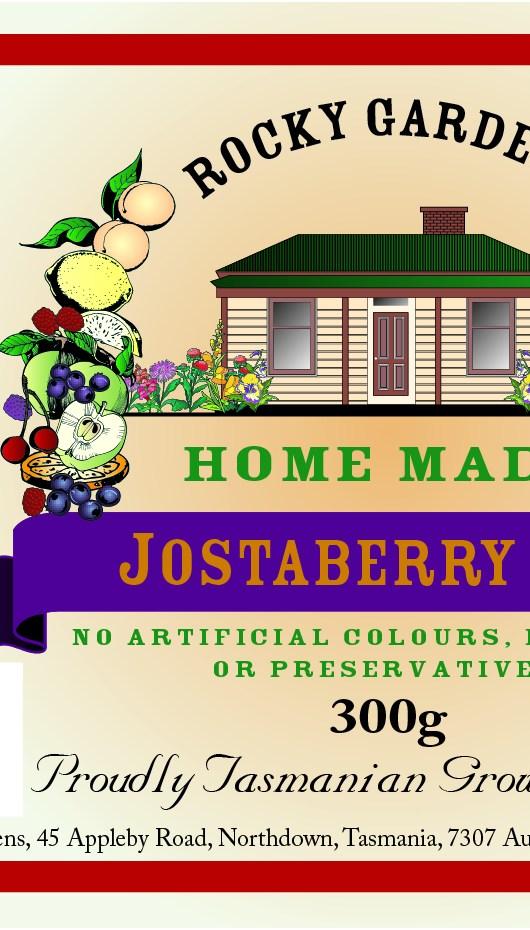 Jostaberry Jam Nutritional Information